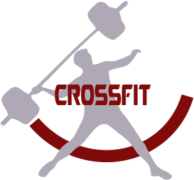 Принт Фартук CrossFit Logo - FatLine