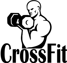 Принт Коврик для мыши Мужской CrossFit - FatLine