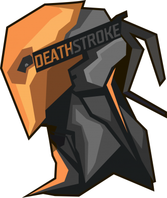 Принт Штаны Deathstroke - FatLine