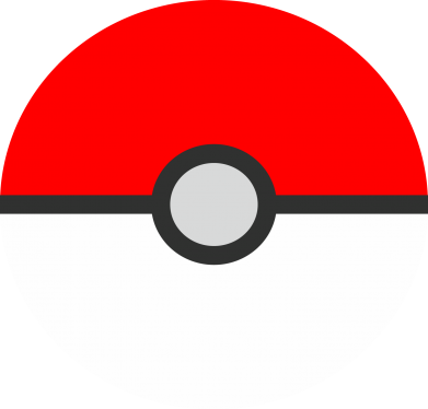 Принт Шапка Pokemon Ball - FatLine