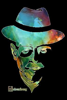 Принт Коврик для мыши Heisenberg - FatLine