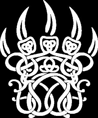 Принт Футболка с длинным рукавом Гиря с пятками - FatLine