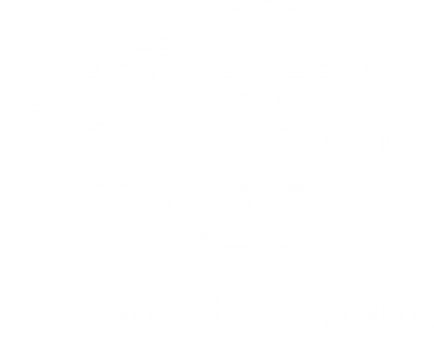 "Принт Женская футболка с V-образным вырезом Горящий логотип ""World of tanks"" - FatLine"