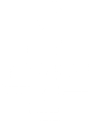 Принт Мужская толстовка Логотип Кровостока - FatLine