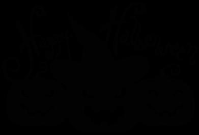 Принт Майка-тельняшка Cчастливого Хэллоуина - FatLine