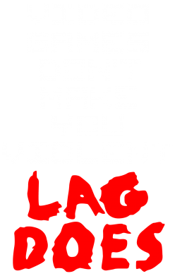 Принт Реглан Video games don't make you violent - FatLine