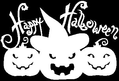 Принт Мужская толстовка на молнии Cчастливого Хэллоуина - FatLine