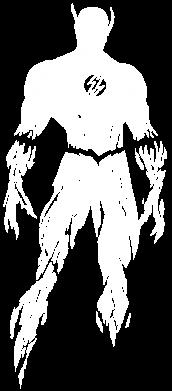 Принт Детская футболка Reverse flash - FatLine