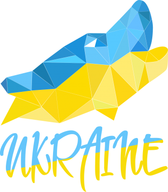 Принт Женские шорты Ukrainian Wolf - FatLine