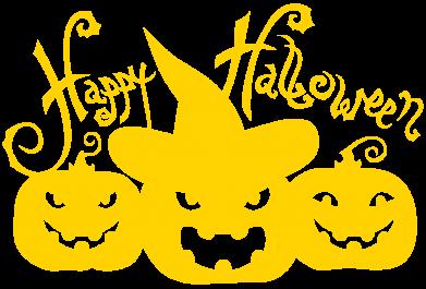 Принт Детская футболка Cчастливого Хэллоуина - FatLine