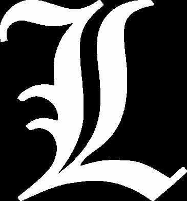 Принт Жіноча футболка Death Note minimal logo, Фото № 1 - FatLine