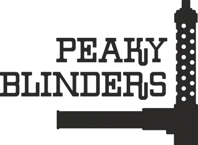 Принт Жіноча футболка Peaky Blinders and weapon, Фото № 1 - FatLine
