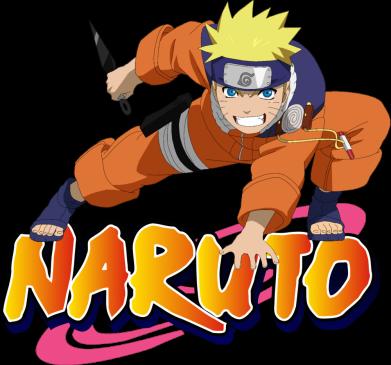 Принт Кружка 320ml Naruto with logo, Фото № 1 - FatLine