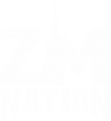 Принт Майка-тельняшка ZM Nation - FatLine