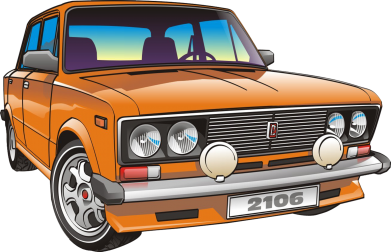 Принт Кепка A car, Фото № 1 - FatLine