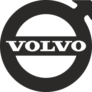 Принт Сумка Volvo - FatLine