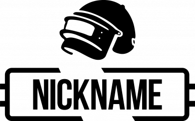 Принт Жіноча футболка Nickname helmet pubg, Фото № 1 - FatLine