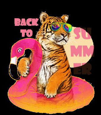 Принт Жіноча футболка Back to summer, Фото № 1 - FatLine