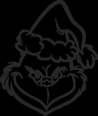 Принт Жіноча футболка Сolor Grinch, Фото № 1 - FatLine