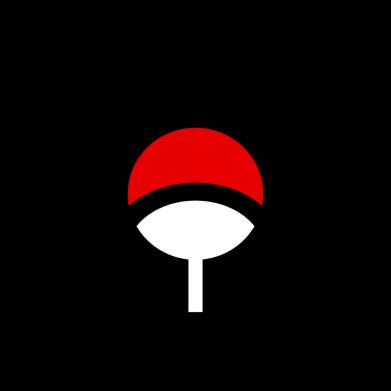 Принт Жіноча футболка Itachi Uchiha symbol, Фото № 1 - FatLine