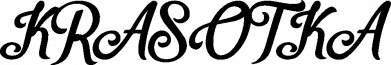Принт Кружка 320ml KRASOTKA, Фото № 1 - FatLine