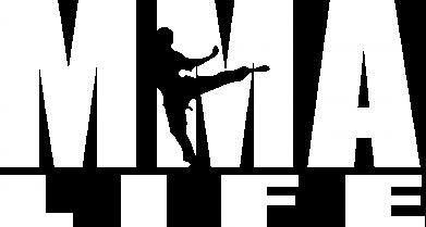 Принт Женская футболка поло MMA Life - FatLine