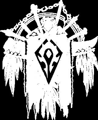 Принт Женская толстовка Symbol horde - FatLine