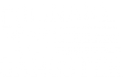 Принт Шапка Culinary Gangster - FatLine