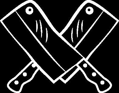 Принт Футболка Knives - FatLine