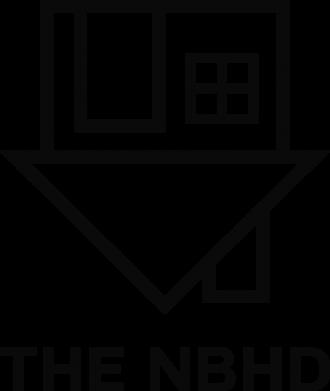 Принт Кружка эмалированная THE NBHD Logo, Фото № 1 - FatLine