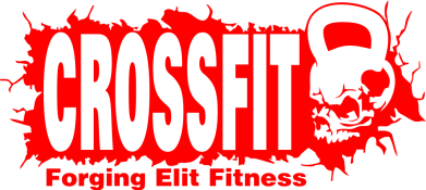 Принт Фартук CrossFit Forging Elit Fitness - FatLine