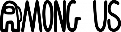 Принт Кружка 320ml Among Us Logo, Фото № 1 - FatLine
