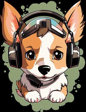 Принт Тельняшка с длинным рукавом Крутой байкер - FatLine