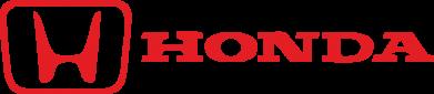 Принт Подушка Логотип Honda - FatLine