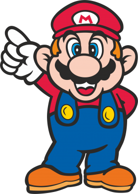 Принт Сумка Супер Марио - FatLine