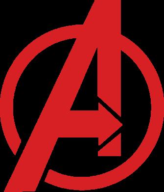 Принт Жіноча футболка Сaptain Аmerica logo, Фото № 1 - FatLine