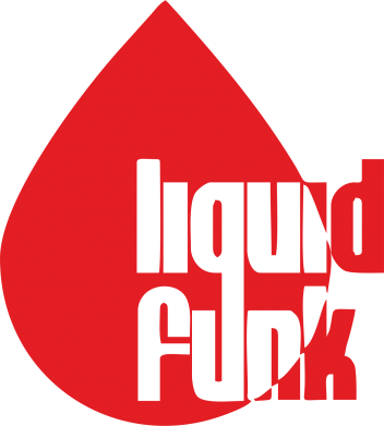 Принт Кружка 320ml Liquid funk - FatLine