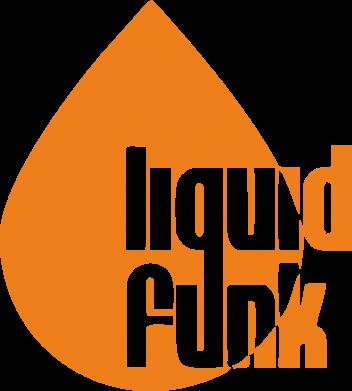 Принт Подушка Liquid funk - FatLine