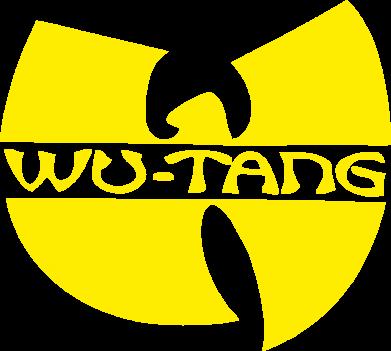 Принт Чоловічі футболки з V-подібним вирізом WU-TANG - FatLine