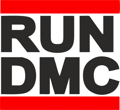 Принт Фартук RUN DMC - FatLine