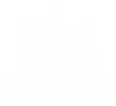 Принт Жіноча футболка поло ZM nation - FatLine