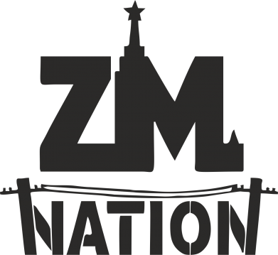 Принт Полотенце ZM nation - FatLine