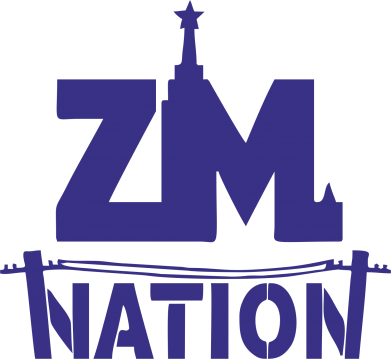 Принт Фартук ZM nation - FatLine