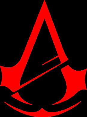 Принт Жіноча футболка Assassins Creed Logo, Фото № 1 - FatLine