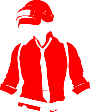 Принт Жіноча футболка PUBG Hero Men's, Фото № 1 - FatLine