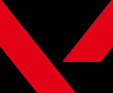 Принт Чоловіча футболка Valorant sign, Фото № 1 - FatLine