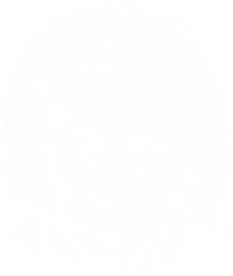 Принт Чоловічі футболки з V-подібним вирізом Енштейн - FatLine