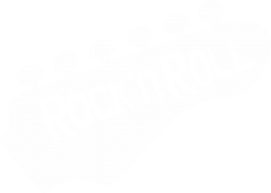 Принт Футболка Поло Rock n Roll - FatLine