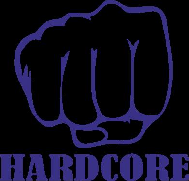 Принт Сумка hardcore - FatLine