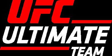 Принт Мужская толстовка на молнии UFC Ultimate Team - FatLine